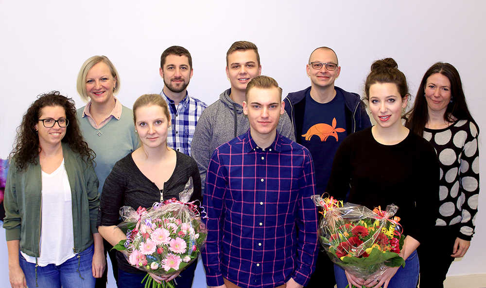 Graduation celebration: